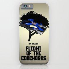 Flight of the Conchords - Hair Helmet iPhone 6 Slim Case