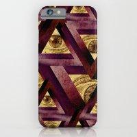iPhone & iPod Case featuring higheye by Rafael Bosco