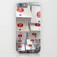 Lockers iPhone 6 Slim Case