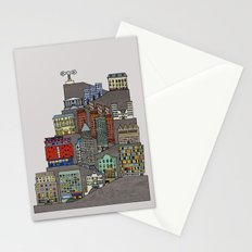 Townscape Stationery Cards
