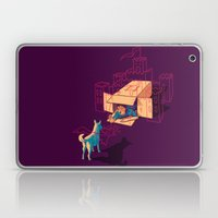Halt! Who Goes There? Laptop & iPad Skin