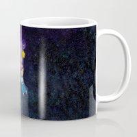 Dreaming Girl Mug