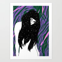 The Universe Within Art Print