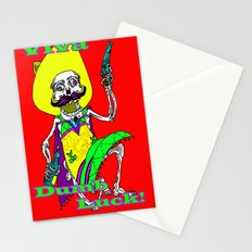 Viva Dumb Luck! Stationery Cards