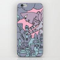 xo--//THT\\--ox iPhone & iPod Skin
