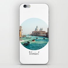 Venice! iPhone & iPod Skin