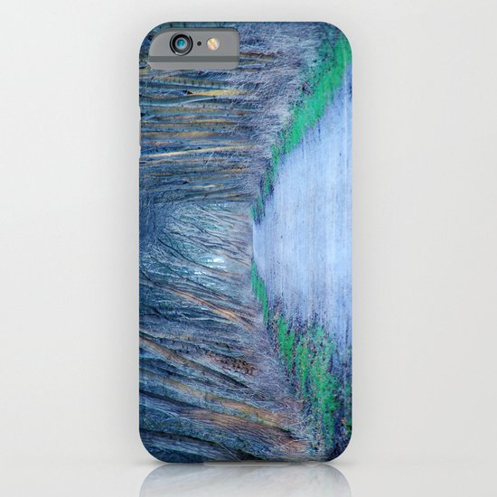 the blue way iPhone & iPod Case