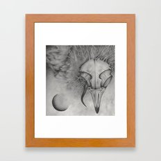Nekyia Framed Art Print