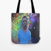 Johnny Rain Tote Bag