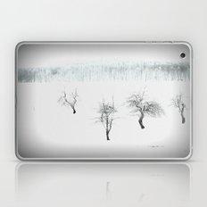 Bare bones in Winter Laptop & iPad Skin