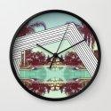 Tropics Trip Wall Clock