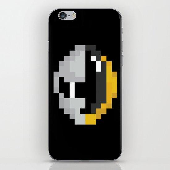 Daft Pixels iPhone & iPod Skin