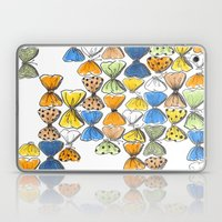 More Bows & Butterflies Laptop & iPad Skin