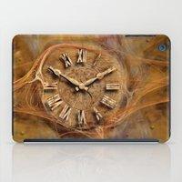 Tempus fugit ! iPad Case