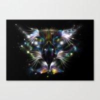 My Eagle - Magic Vision Canvas Print