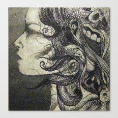 S H E  Canvas Print