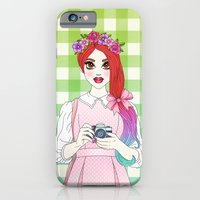 Pretty as a Picture iPhone 6 Slim Case