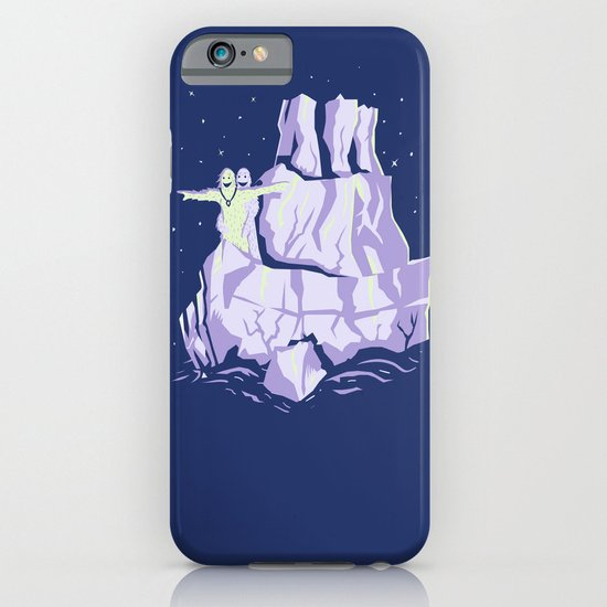 yeti titanic  iPhone & iPod Case