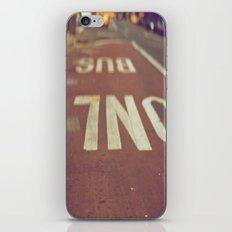Urbanscape iPhone & iPod Skin