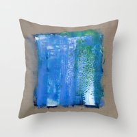 LINEN1 Throw Pillow