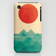 The Ocean, The Sea, The … iPhone (3g, 3gs) Slim Case