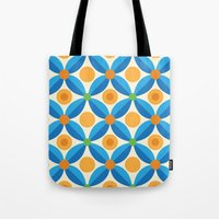 Citrus: Orange Grove Tote Bag