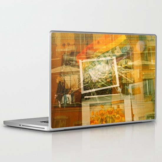 Pace Laptop & iPad Skin