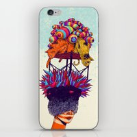 Full Head iPhone & iPod Skin