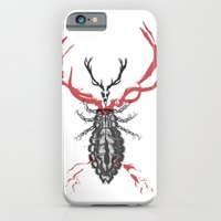 iPhone & iPod Case featuring Hannibal's Totem by Hector Pahaut