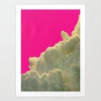 Collage Collaboration Wi… Art Print