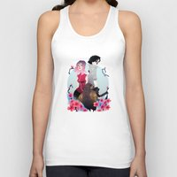 Glory and Gore go hand and hand Unisex Tank Top