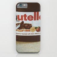 Nutella iPhone 6 Slim Case