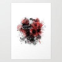 Giant Killer Art Print
