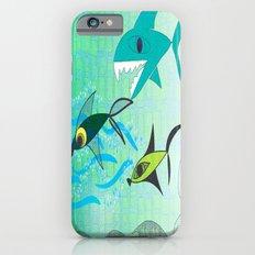 Fish Tale Slim Case iPhone 6s