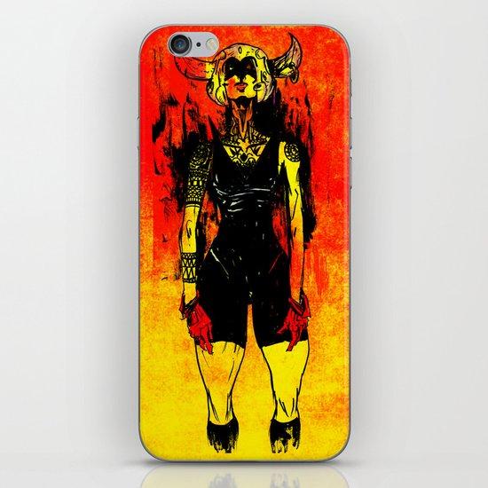 Spanish Bull iPhone & iPod Skin