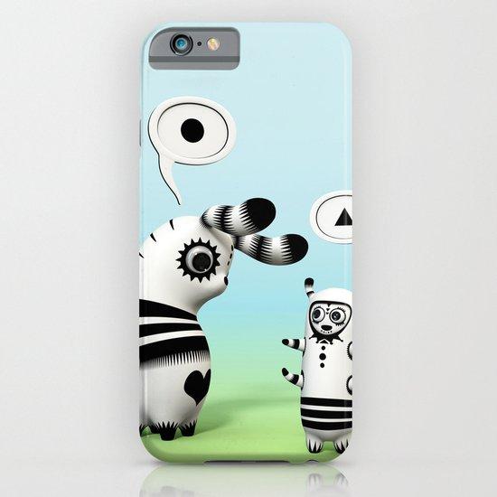 Lally Lama iPhone & iPod Case