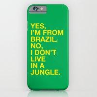 From Brazil III iPhone 6 Slim Case