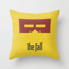The Fall - Minimal Poster Throw Pillow