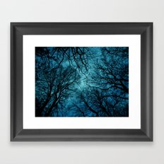 Look Up Framed Art Print