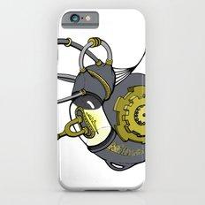 Steampunk Anatomy Cochlea Slim Case iPhone 6s