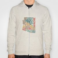 Arizona By County Hoody