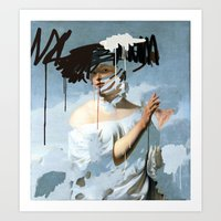 Art Print featuring Harmony 5 by Chad Wys