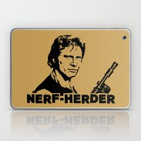 Nerf Herder  |  Han Laptop & iPad Skin