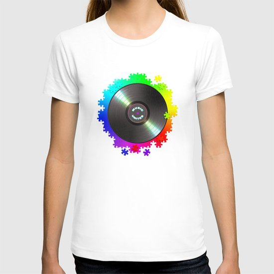 music_unites ! T-shirt