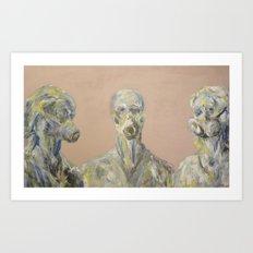 The Dust Bowl Blues #2 Art Print