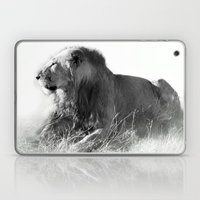 Lion In The Sunshine Laptop & iPad Skin