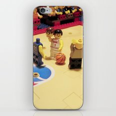 Oh my lego ! Don't do that ! iPhone & iPod Skin