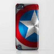 Captain America iPod touch Slim Case
