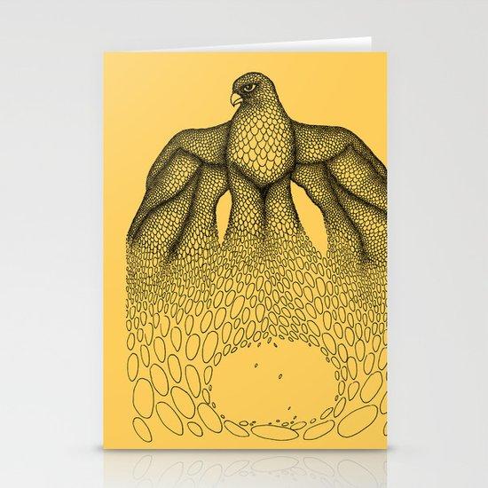 Falcon Stationery Card