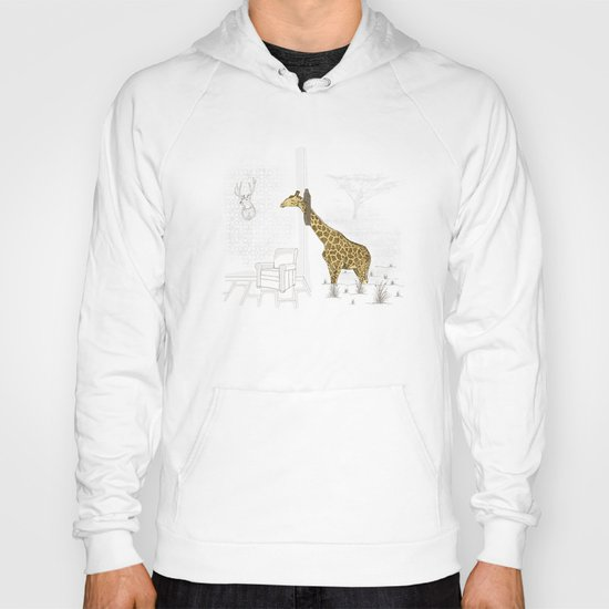 Natural Decorative Thophy Hoody